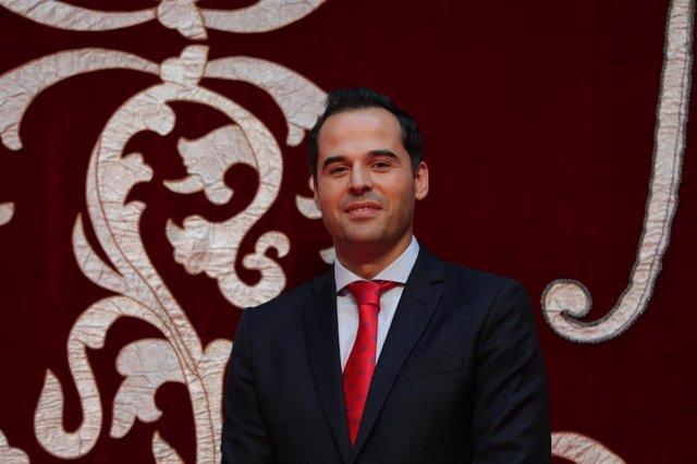 Imagen de archivo del vicepresidente de la Comunidad de Madrid, Ignacio Aguado.