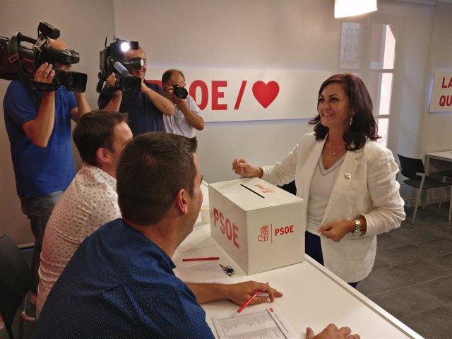 La militancia del PSOE vota este jueves el acuerdo alcanzado con IU y Podemos-Equo para gobernar La Rioja