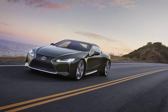 Lexus LC Edición Limitada