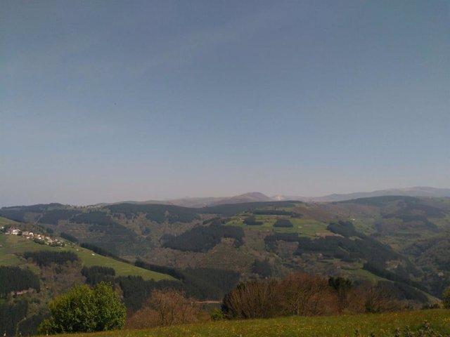 Montes de Cangas del Narcea
