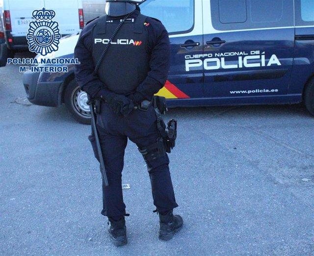Policía Nacional, en una imagen de archivo