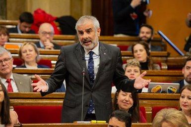 """Cs exigeix a Sánchez que enviï ja a Torra el requeriment previ al 155 per les seves """"amenaces"""" (David Zorrakino - Europa Press - Archivo)"""