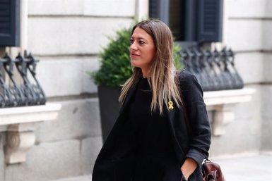 """Nogueras (JxCat) rebutja eleccions a Catalunya després de la sentència de l'1-O: """"No crec que sigui la resposta"""" (Óscar J.Barroso - Europa Press - Archivo)"""