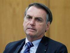 Bolsonaro critica la decisió de Macron d'incloure els incendis de l'Amazones en l'agenda del G7 (PRESIDENCIA DE BRASIL)