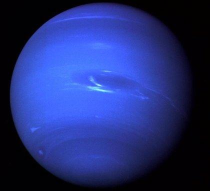 Se cumplen 30 años del sobrevuelo único de Neptuno por Voyager 2