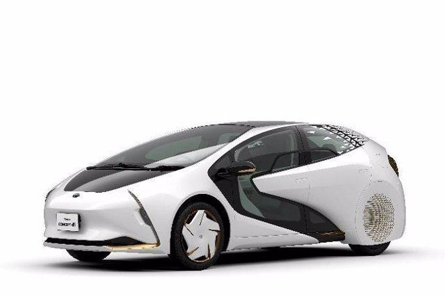 Vehículo de Toyota