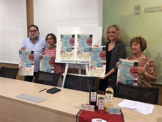 Presentación de las fiestas de San Ramón de La Inmobiliaria