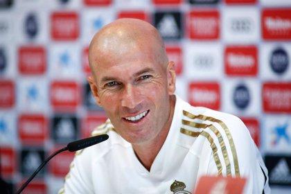 """Zidane: """"Sé que Keylos Navas va a aportar mucho este año"""""""