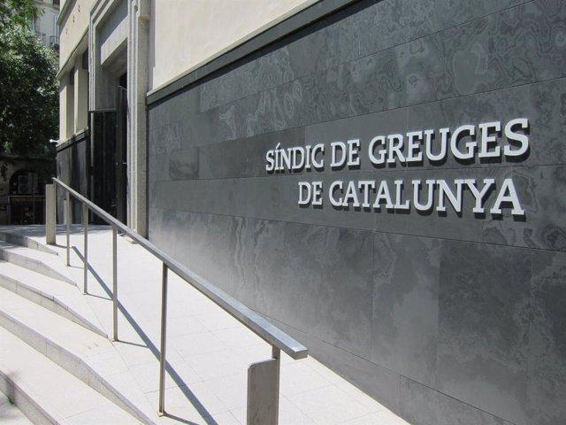 Seu del Síndic de Greuges de Catalunya