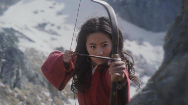 Imagen del remake en imagen real de Mulán