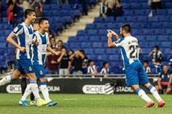 L'Espanyol desperta a temps i gairebé sentencia el Zorya (Javier Borrego / AFP7 / Europapress)