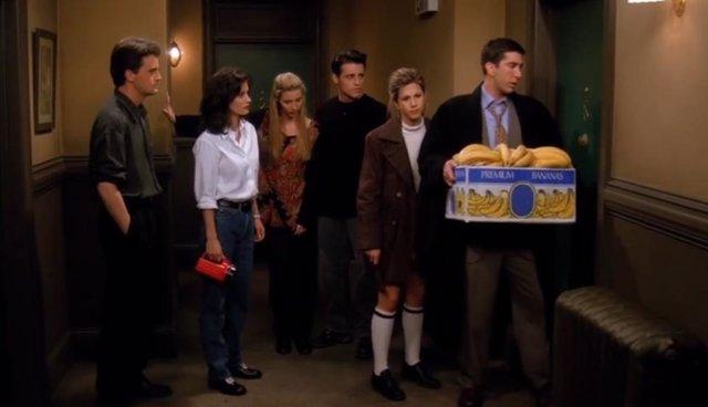 Imagen de Friends, la mítica sitcom de NBC