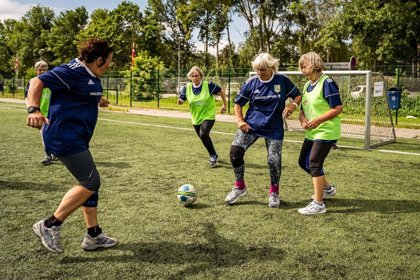 Los beneficios del fútbol para los pacientes con prediabetes