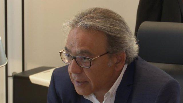 El vicesecretario general del PSPV, Manolo Mata