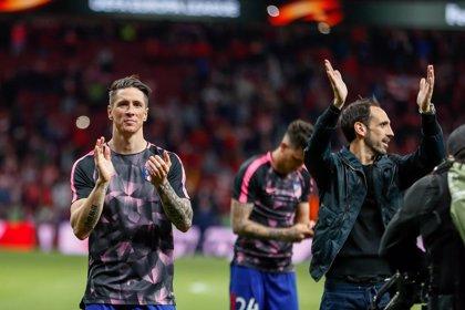 Fernando Torres, ídolo colchonero y héroe de Viena