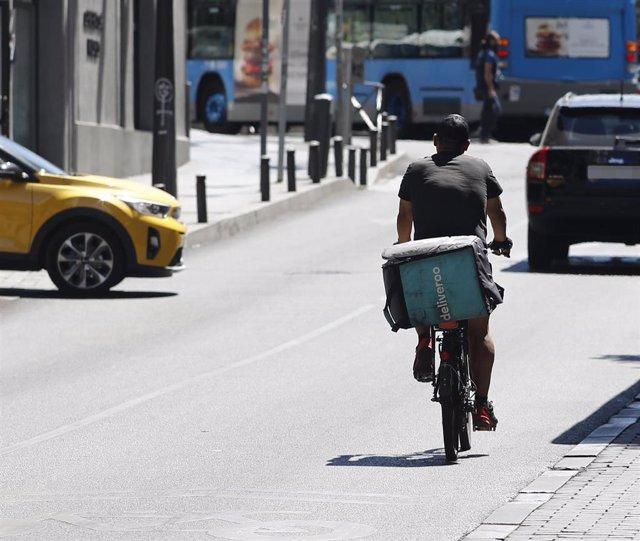 La sentencia del magistrado Antonio Cervera, dictamina que los 'Riders' de Deliveroo no son autónomos