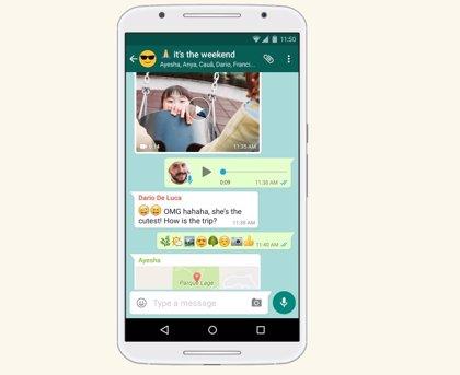 Portaltic.-WhatsApp prepara los memojis que podrán enviarse como stickers desde la app en iOS