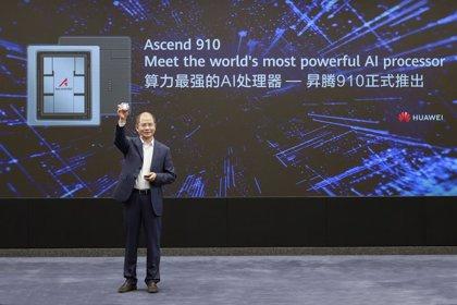 Portaltic.-Huawei refuerza su apuesta por la IA con el procesador Ascend 910 y la plataforma de computación MindSpore