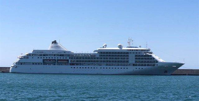 Crucero Silver Shadow