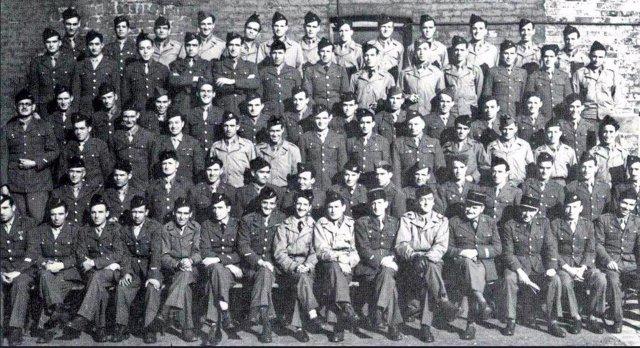 Exiliados españoles que participaron en la liberación de París en agosto de 1944