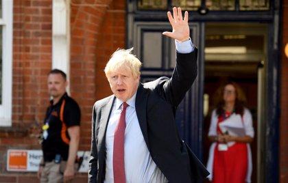 """Brasil.- Boris Johnson considera una """"crisis internacional"""" los incendios en el Amazonas"""