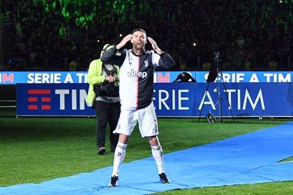 Cristiano Ronaldo repite como estrella de una Serie A que luce talonario