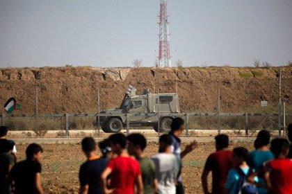 O.Próximo.- Al menos 127 palestinos resultan heridos por la represión israelí en la frontera de Gaza