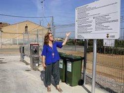 Sidamon acull la primera àrea d'autocaravanes del Pla d'Urgell que ja ha funcionat amb èxit aquest estiu (ACN)
