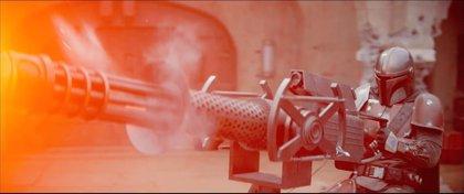 Explosivo tráiler de The Mandalorian, la primera serie en acción real de Star Wars