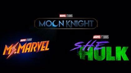 D23: Marvel anuncia series de Moon Night, She-Hulk y Ms. Marvel dentro de su Fase 4