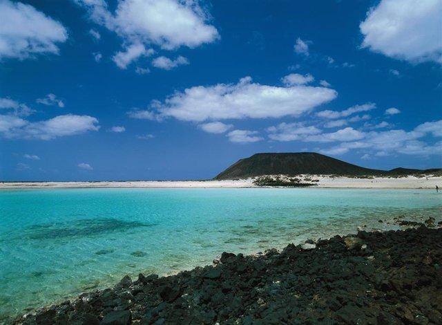 Isla de Lobos, Fuerteventura.