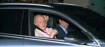 El Rey Juan Carlos ingresa en la Clínica Quirón de Pozuelo