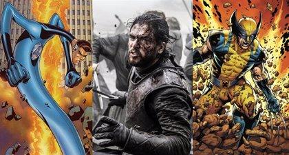 Marvel ficha a Kit Harington: ¿Será Lobezno, Caballero Luna o Mr. Fantástico?
