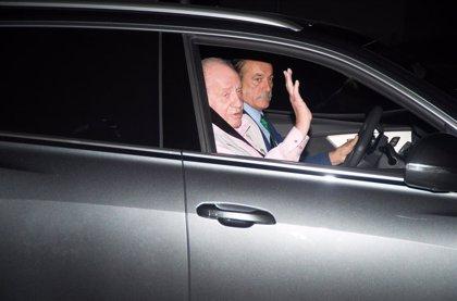 Concluye la operación de corazón del Rey Juan Carlos