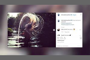 Leticia Dolera es censurada en Instagram