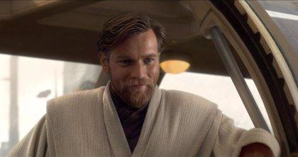 Ewan McGregor confirma que será Obi Wan Kenobi en la serie de Star Wars que comenzará a rodarse en 2020