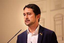 Calvet defensa descentralitzar la gestió aeroportuària davant el tancament de Ryanair a Girona (David Zorrakino/Europa Press)