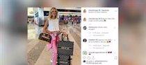 Chiara Ferragni viaja a Nueva York para celebrar su aniversario