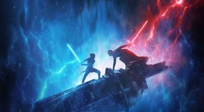 D23: Palpatine regresa en el póster de Star Wars 9: El ascenso de Skywalker