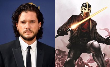 Kit Harington será Black Knight en Los Eternos de Marvel