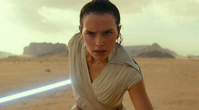 Daisy Ridley en Star Wars IX: El ascenso de Skywalker