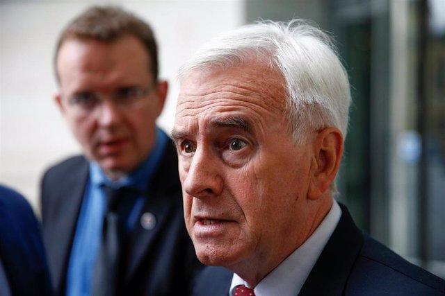 John McDonnell, del Partido Laborista
