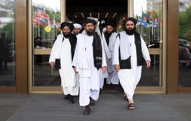 Negociaciones de paz en Afganistán