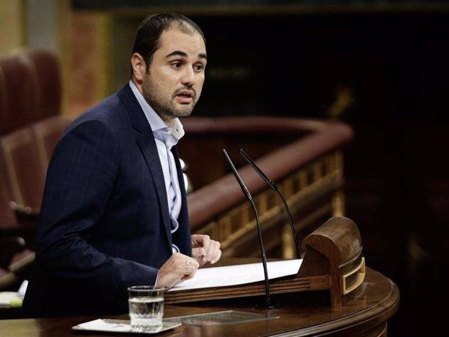 Foto de archivo de Rodrigo Gómez García (Ciudadanos)