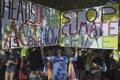 """Las plataformas contra el G7 suspenden """"el muro popular"""" organizado para este domingo y realizarán un acto en Anglet"""
