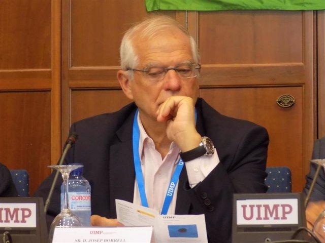 Borrell En UIMP