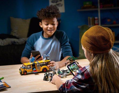 Lego Hidden Side autobún