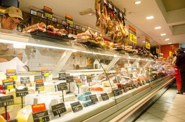 Carnicería, carne, consumo, precio, precios, IPC, supermercado, alimentos, compras, comprar,