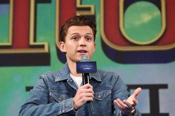 """Foto: Tom Holland confirma que seguirá siendo Spider-Man fuera de Marvel: """"El futuro será muy diferente"""""""