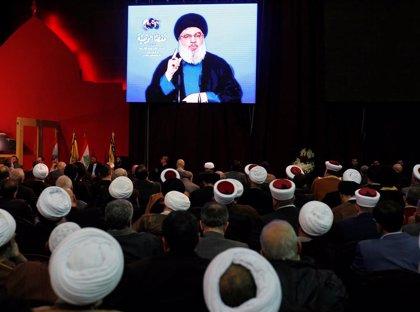 Hezbolá denuncia el ataque israelí con drones en Beirut, primera agresión desde 2006